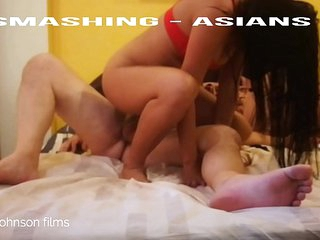 "Asian ""creampie my  pussy, I want your baby"""