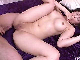 Hot japan girl Yui Kyouno fuck in group sex video